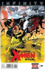 Wolverine and The X-Men Annual # 1
