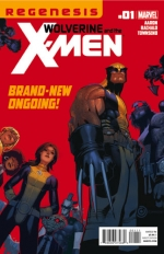 Wolverine and the X-Men vol 1 # 1