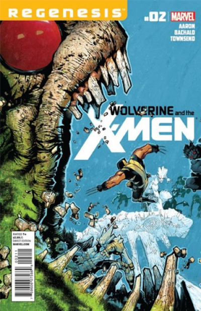 Wolverine and the X-Men vol 1 # 2