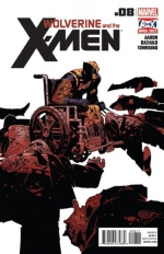 Wolverine and the X-Men vol 1 # 8
