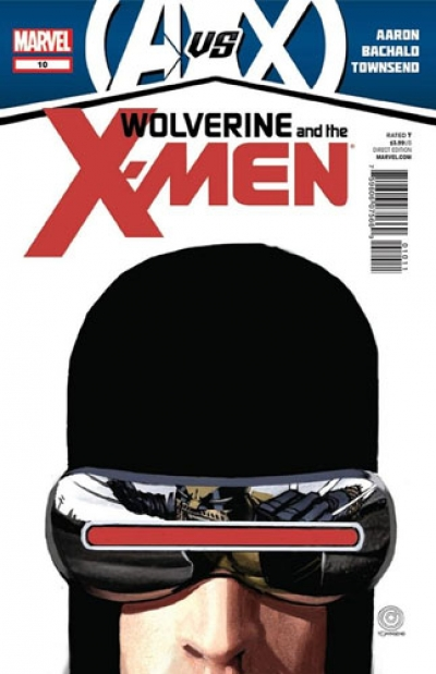 Wolverine and the X-Men vol 1 # 10
