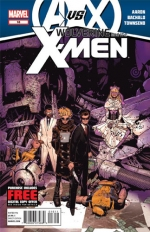 Wolverine and the X-Men vol 1 # 16