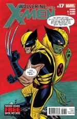 Wolverine and the X-Men vol 1 # 17