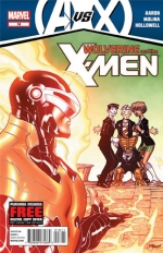 Wolverine and the X-Men vol 1 # 18