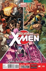 Wolverine and the X-Men vol 1 # 19
