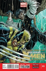 Wolverine and the X-Men vol 1 # 23