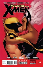Wolverine and the X-Men vol 1 # 24