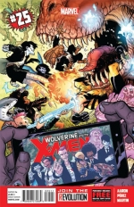 Wolverine and the X-Men vol 1 # 25