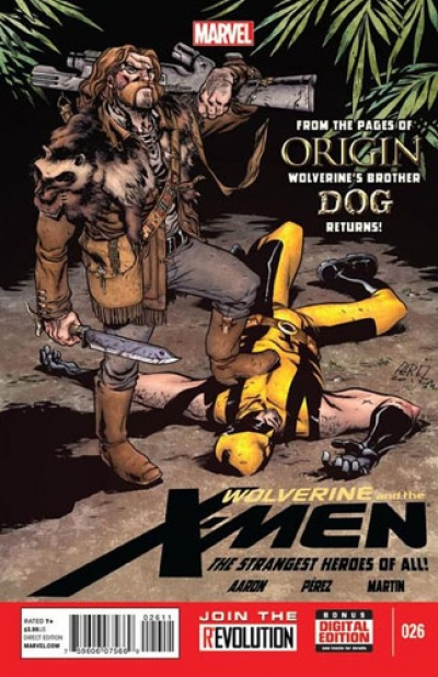 Wolverine and the X-Men vol 1 # 26