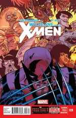 Wolverine and the X-Men vol 1 # 28