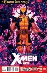 Wolverine and the X-Men vol 1 # 32