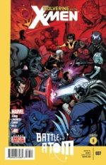 Wolverine and the X-Men vol 1 # 37