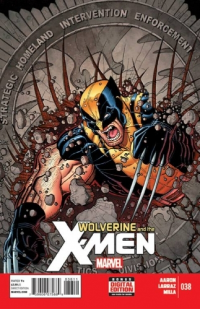 Wolverine and the X-Men vol 1 # 38