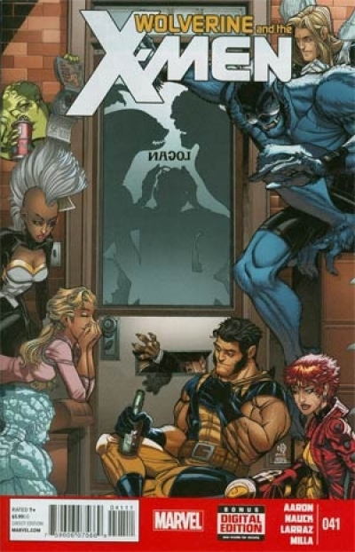 Wolverine and the X-Men vol 1 # 41