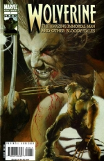 Wolverine: The Amazing Immortal Man & Other Bloody Tales # 1