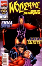 Wolverine: Days of Future Past # 3