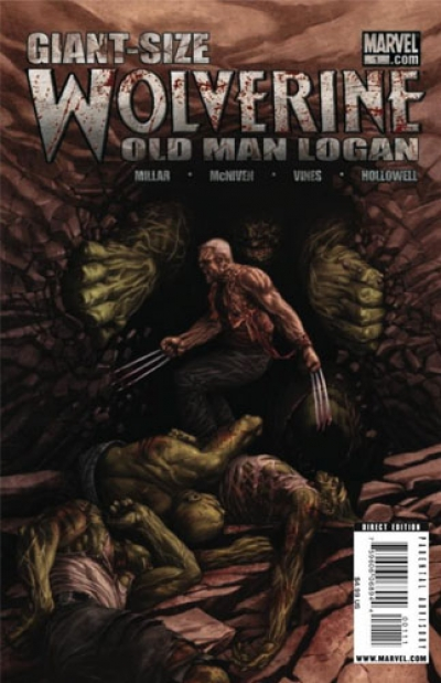 Wolverine: Old Man Logan Giant-Size # 1