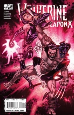 Wolverine Weapon X # 9