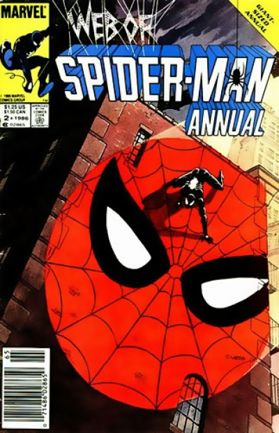 Web of Spider-Man Annual # 2
