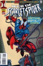 Web of Scarlet Spider # 1