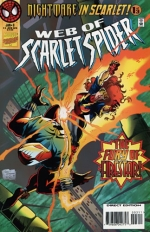 Web of Scarlet Spider # 3
