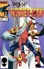Web of Spider-Man vol 1 # 2