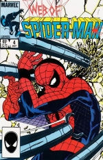 Web of Spider-Man vol 1 # 4