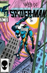 Web of Spider-Man vol 1 # 11