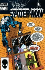 Web of Spider-Man vol 1 # 12