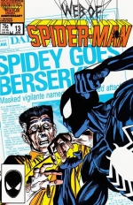 Web of Spider-Man vol 1 # 13