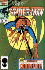 Web of Spider-Man vol 1 # 14