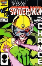 Web of Spider-Man vol 1 # 15