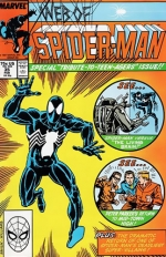 Web of Spider-Man vol 1 # 35
