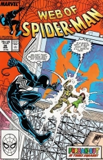 Web of Spider-Man vol 1 # 36