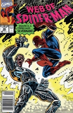 Web of Spider-Man vol 1 # 80