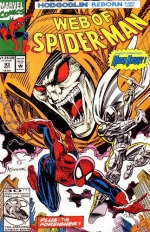 Web of Spider-Man vol 1 # 93