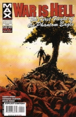 War is Hell: The First Flight of the Phantom Eagle # 5