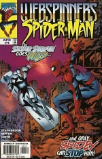Webspinners: Tales of Spider-Man # 4