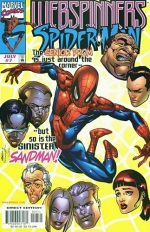 Webspinners: Tales of Spider-Man # 7