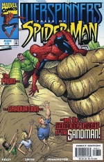 Webspinners: Tales of Spider-Man # 8