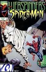 Webspinners: Tales of Spider-Man # 9