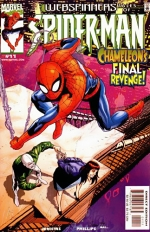 Webspinners: Tales of Spider-Man # 11