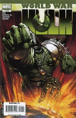 World War Hulk # 1