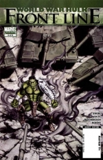 World War Hulk: Front Line # 3