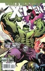 World War Hulk: X-Men # 3