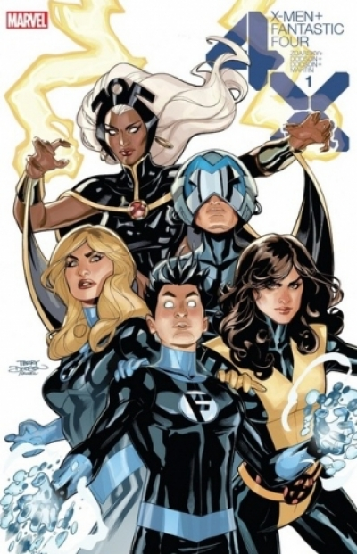 X-Men/Fantastic Four Vol 2 # 1