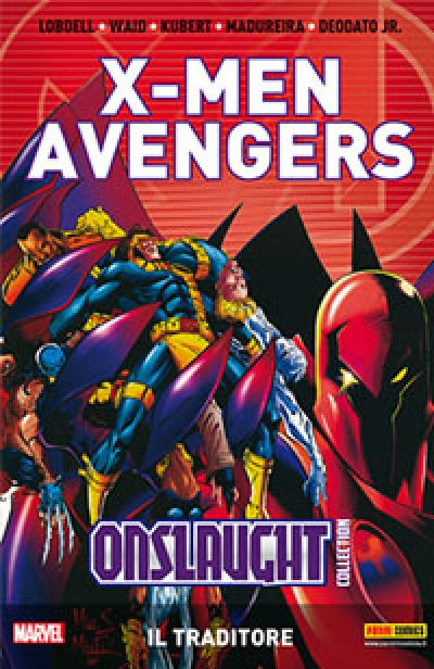 X-Men & Avengers Onslaught Collection # 1