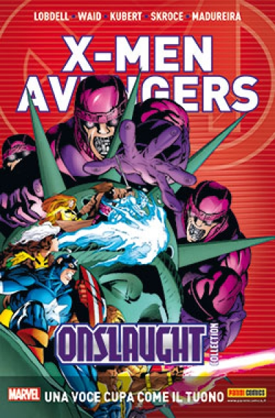 X-Men & Avengers Onslaught Collection # 3