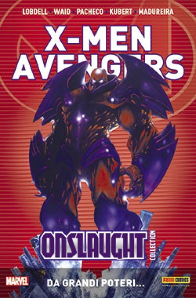 X-Men & Avengers Onslaught Collection # 5