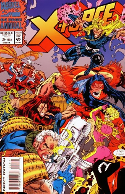 X-Force Annual # 2